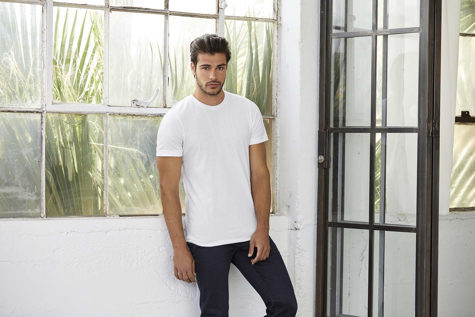 T-shirt léger col rond