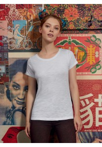 T-shirt manches courtes col rond bio