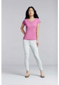 T-shirt léger col V