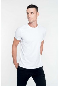 T-shirt manches courtes col rond