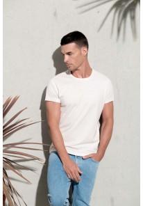 T-shirt coton Bio col rond