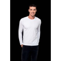 T-shirt manches longues col rond
