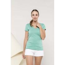 T-shirt manches courtes col V