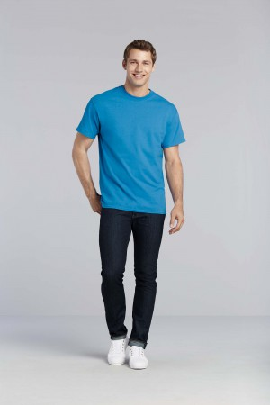 T-shirt épais col rond
