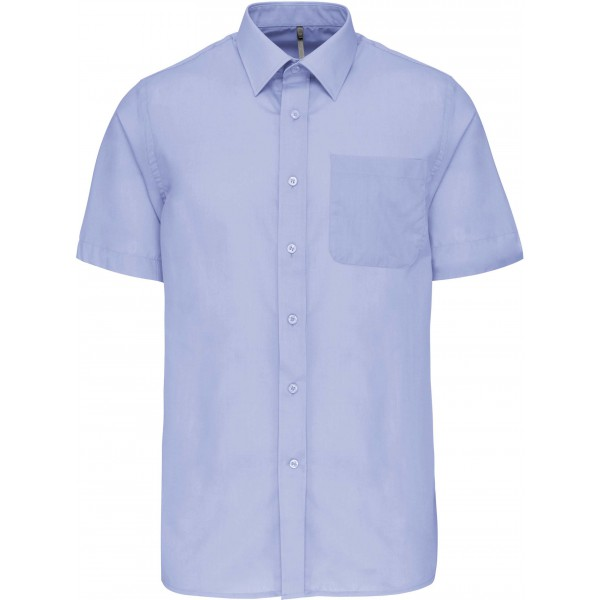 Ace > chemises manches courtes, Couleur : Bright Sky, Taille : S