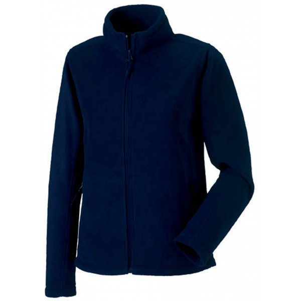 VESTE POLAIRE FEMME, Couleur : French Navy, Taille : S